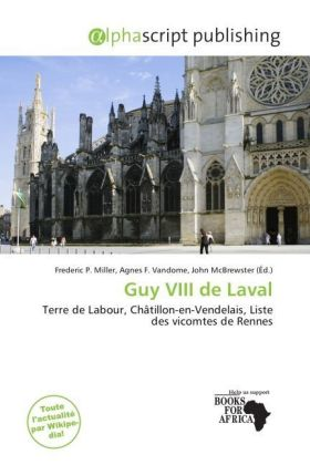 Guy VIII de Laval | Dodax.at