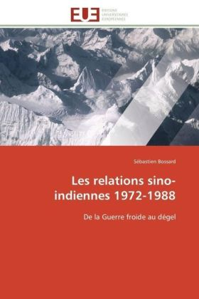 Les relations sino-indiennes 1972-1988   Dodax.pl