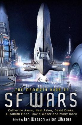The Mammoth Book of SF Wars | Dodax.pl