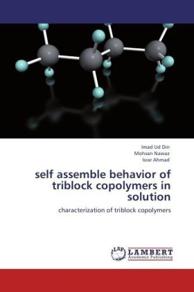 self assemble behavior of triblock copolymers in solution | Dodax.pl