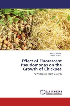 Effect of Fluorescent Pseudomonas on the Growth of Chickpea | Dodax.ch