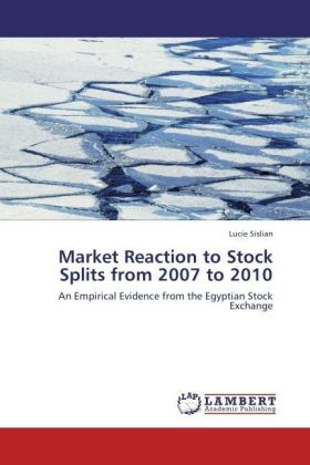 Market Reaction to Stock Splits from 2007 to 2010 | Dodax.ch