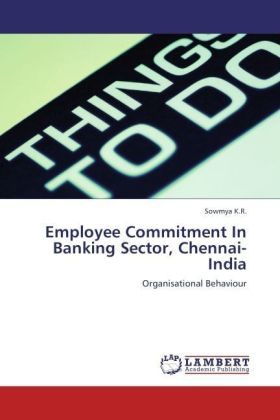 Employee Commitment In Banking Sector, Chennai-India | Dodax.pl
