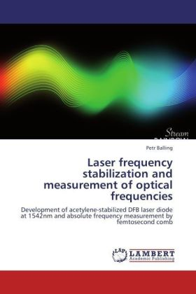 Laser frequency stabilization and measurement of optical frequencies | Dodax.pl