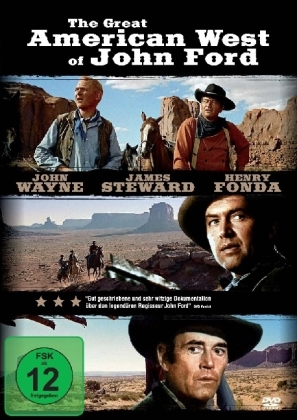 Great American West of John Ford, The | Dodax.co.uk