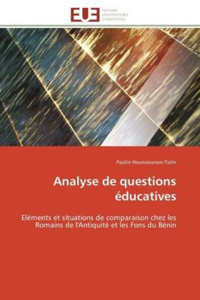 Analyse de questions éducatives | Dodax.at