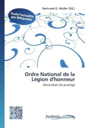 Ordre National de la Légion d'honneur | Dodax.at