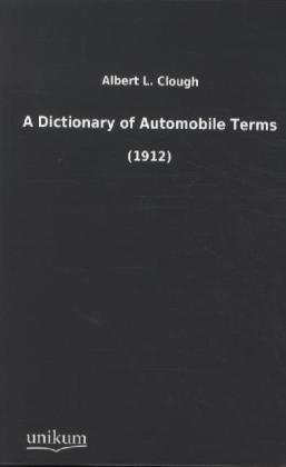 A Dictionary of Automobile Terms | Dodax.at