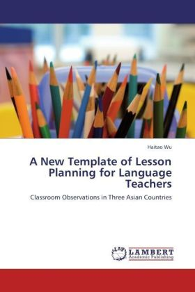 A New Template of Lesson Planning for Language Teachers | Dodax.ch