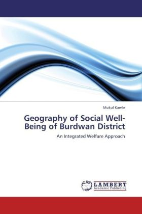 Geography of Social Well-Being of Burdwan District | Dodax.ch