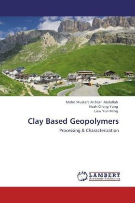 Clay Based Geopolymers | Dodax.at