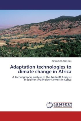 Adaptation technologies to climate change in Africa | Dodax.at