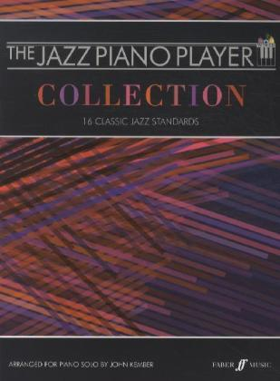 The Jazz Piano Player Collection, w. Audio-CD | Dodax.pl