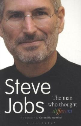 Steve Jobs. The Man Who Thought Different | Dodax.pl