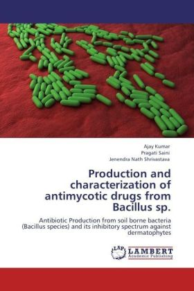 Production and characterization of antimycotic drugs from Bacillus sp. | Dodax.pl
