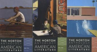 The Norton Anthology of American Literature (Package 2). Vol.C, D, E | Dodax.at