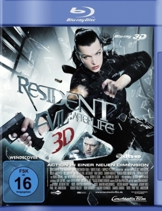 Resident Evil: Afterlife 3D, 1 Blu-ray | Dodax.de