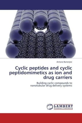 Cyclic peptides and cyclic peptidomimetics as ion and drug carriers | Dodax.ch
