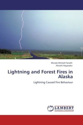 Lightning and Forest Fires in Alaska | Dodax.at