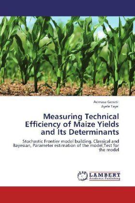 Measuring Technical Efficiency of Maize Yields and Its Determinants | Dodax.co.uk