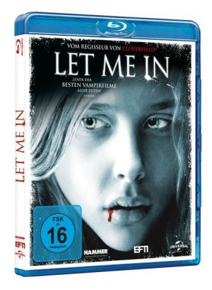 Let Me In, 1 Blu-ray | Dodax.ch