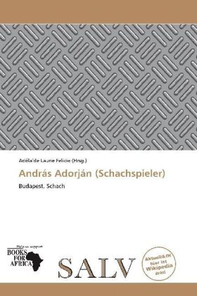 Image of András Adorján (Schachspieler)