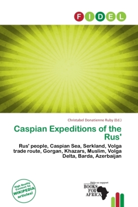 Caspian Expeditions of the Rus' | Dodax.at