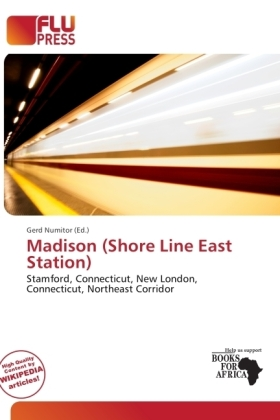Madison (Shore Line East Station)   Dodax.ch
