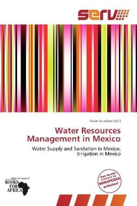 Water Resources Management in Mexico | Dodax.de