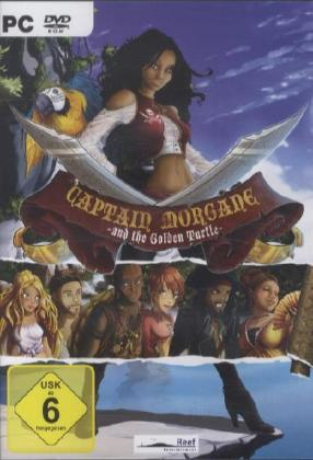 Captain Morgane and the Golden Turtle, DVD-ROM | Dodax.ca