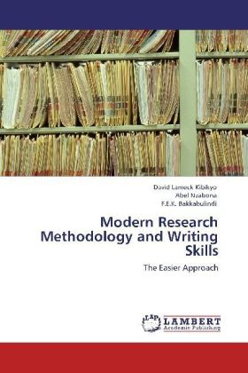 Modern Research Methodology and Writing Skills | Dodax.de