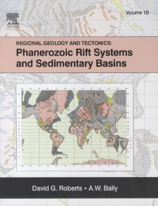 Regional Geology and Tectonics: Phanerozoic Rift Systems and Sedimentary Basins | Dodax.ch