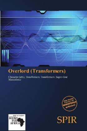 Overlord (Transformers)   Dodax.at