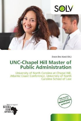 UNC-Chapel Hill Master of Public Administration | Dodax.at