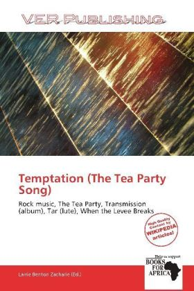 Temptation (The Tea Party Song) | Dodax.at