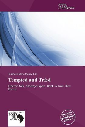 Tempted and Tried | Dodax.at