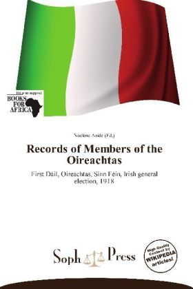 Records of Members of the Oireachtas | Dodax.at