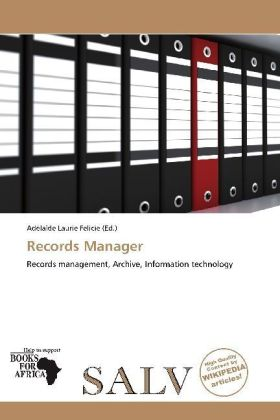 Records Manager | Dodax.at