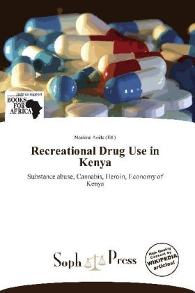 Recreational Drug Use in Kenya | Dodax.de