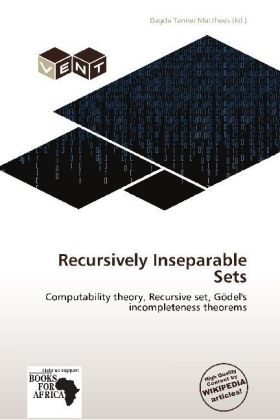 Recursively Inseparable Sets | Dodax.at