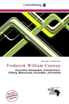 Frederick William Conway | Dodax.pl