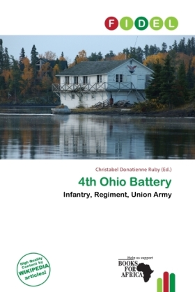 4th Ohio Battery | Dodax.co.uk