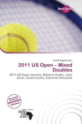 2011 US Open - Mixed Doubles | Dodax.ch