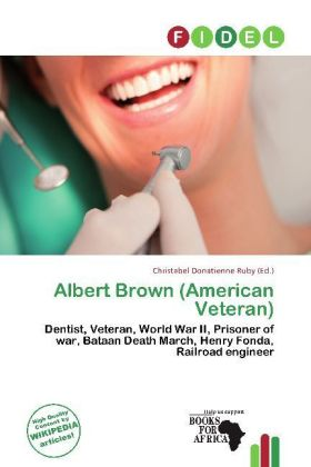 Albert Brown (American Veteran) | Dodax.de