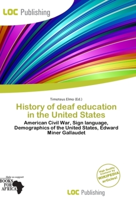 History of deaf education in the United States | Dodax.at