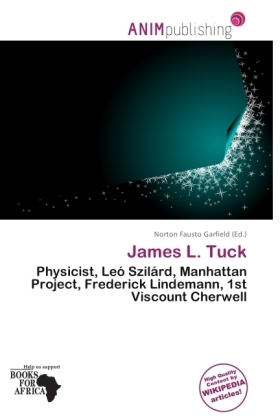 James L. Tuck | Dodax.at