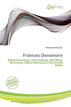 Frances Densmore | Dodax.at
