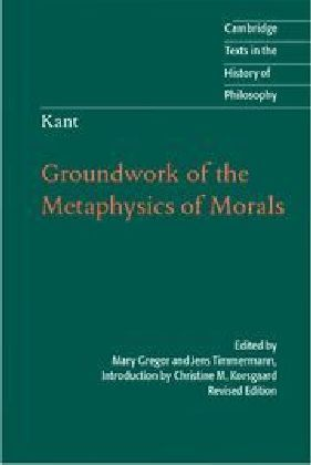 Kant: Groundwork of the Metaphysics of Morals | Dodax.pl