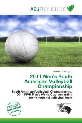 2011 Men's South American Volleyball Championship | Dodax.at