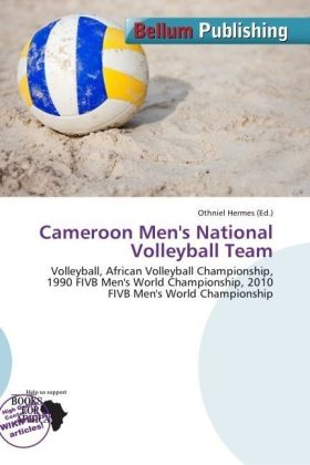 Cameroon Men's National Volleyball Team | Dodax.at